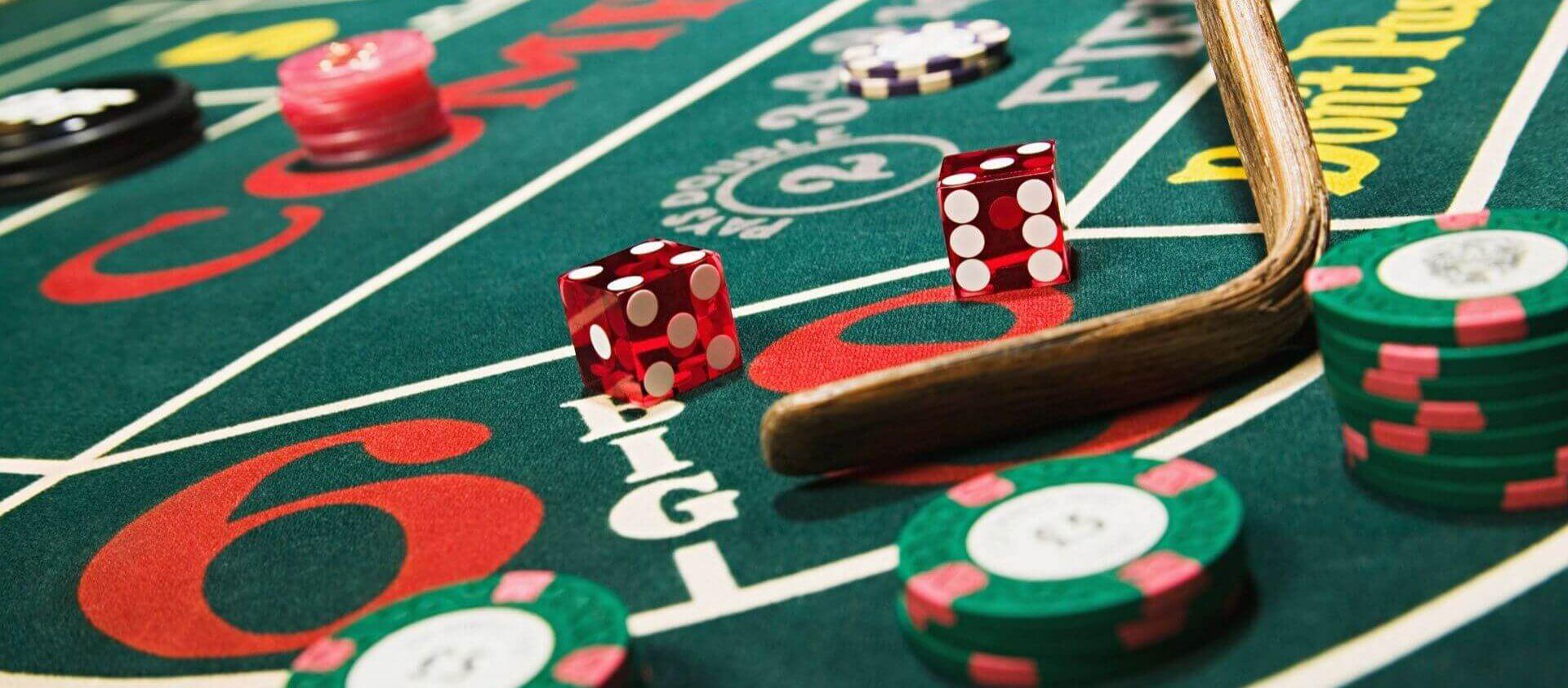 Craig's Casino Games
